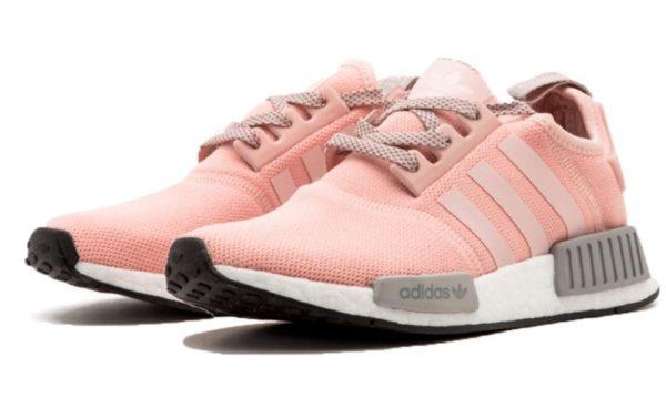 Adidas NMD R1 розовые