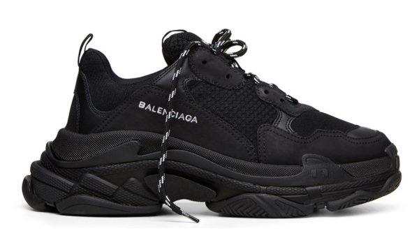Кроссовки Balenciaga для девочек