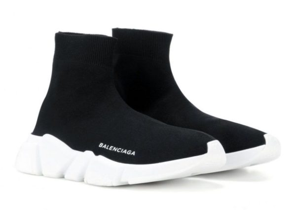 Balenciaga Speed Trainer White/Black (35-39)