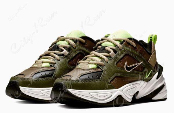 Камуфляжные женские кроссовки
