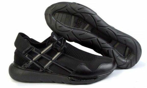 Adidas Y-3 Qasa Racer черные