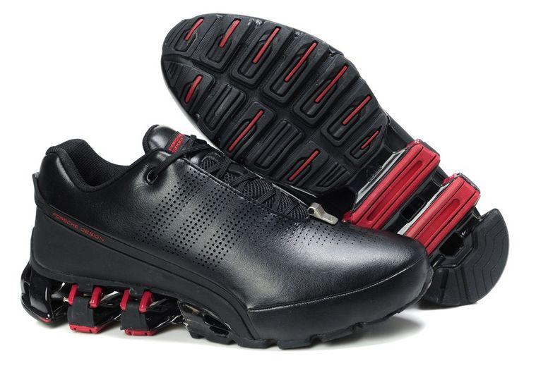 bad0b572 Adidas Porsche Design Sport P'5000 leather черные с красным (39-45 ...