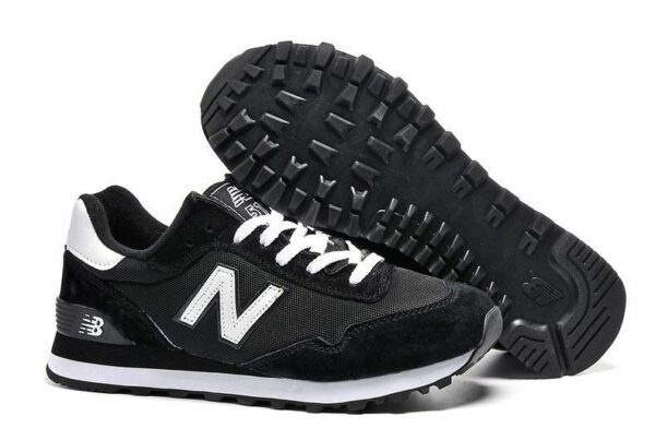 New Balance 515 (Black/White) (39-44)