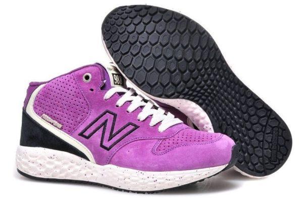 Женские кроссовки New Balance 988