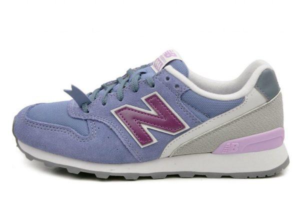 New Balance 996 синие с малиновым (35-38)