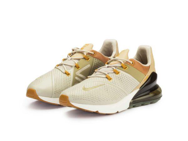 Коричневые кроссовки Nike