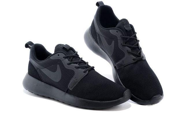 9576fa09 Nike Roshe Run Hyperfuse QS черные (35-45) — купить в Санкт ...