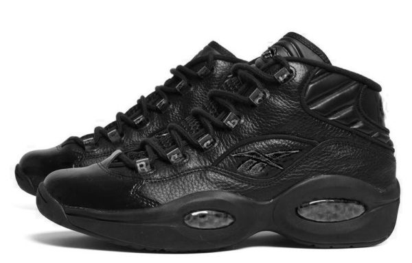 Reebok-Question черные (40-44)