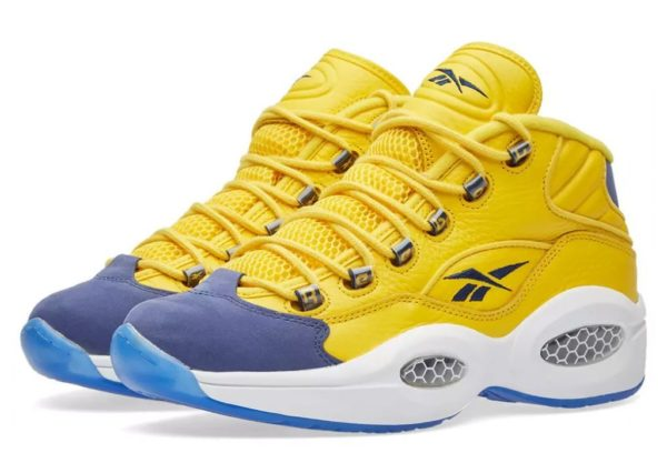 Reebok-Question (Yellow/Blue/White)