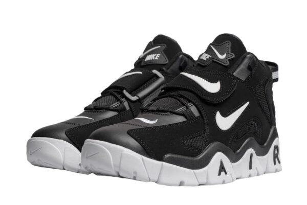 Nike Air Barrage Mid QS черные-белые (40-44)